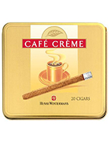 Henri Wintermans Cafe Creme Cigarettes pack