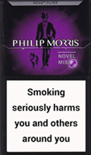 Philip Morris Novel Mix Cigarettes pack