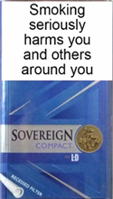Sovereign Compact Silver