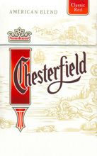 Chesterfield Red (Classic) Cigarettes pack