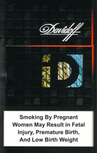 Davidoff iD Orange Cigarettes pack