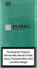 Price of duty free cigarettes Dunhill online