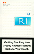 R1 Cigarettes pack