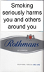 Rothmans King Size Silver