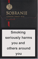Sobranie KS SS Black (mini)