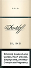 Davidoff Slim Lights (Gold) 100`s